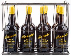 Dégustation d'huile Aixandri @ Garage-à-manger | Ixelles | Bruxelles | Belgique