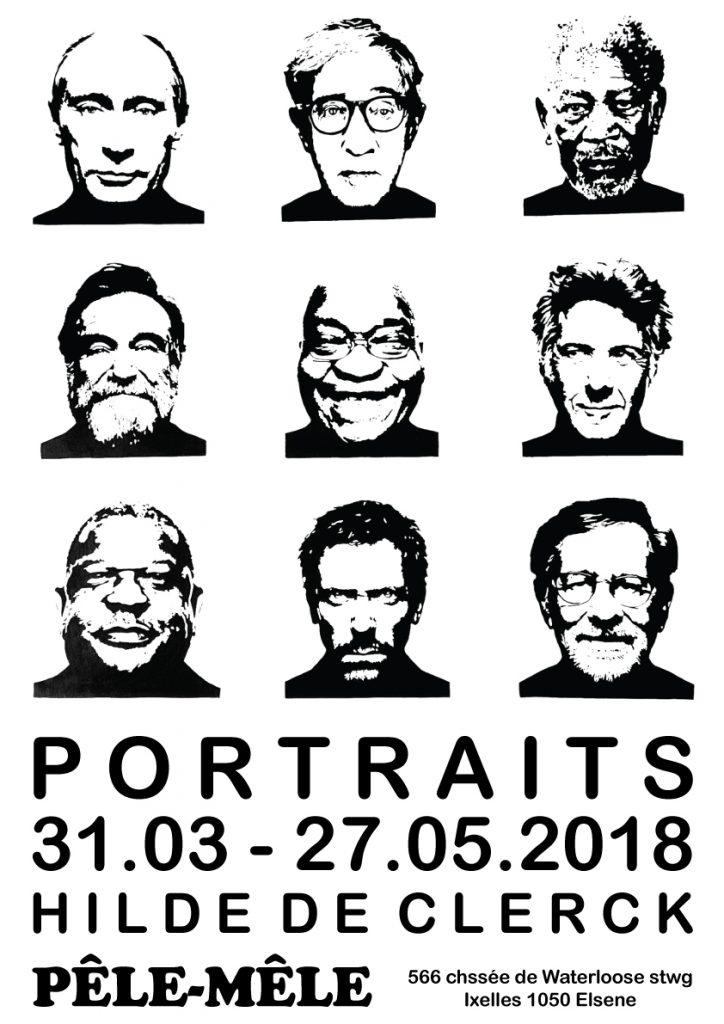 Expo : Hilde De Clerck @ Pêle-Mêle d'Ixelles | Ixelles | Bruxelles | Belgique